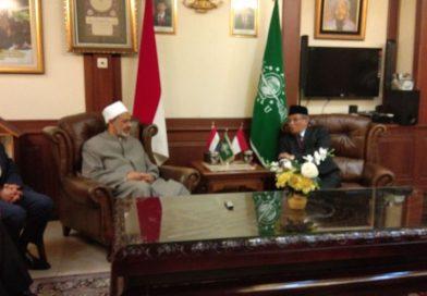 Kiai Said Aqil Siradj: Al-Azhar Mendukung Perjuangan NU