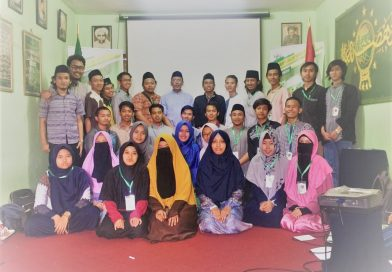 Pamungkas (PKPNU) Mesir 2018: Nahdlatul Ulama Pantas untuk Diperjuangkan