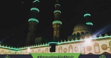 Mengantar Kepergian Ramadan